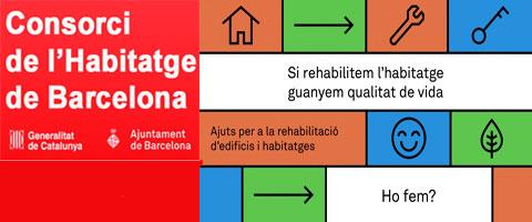Nous Ajuts 2020 per a la Rehabilitació d'Edificis i Habitatges