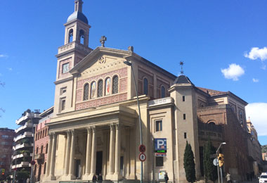 Rehabilitacion Fachada Iglesia Bonanova