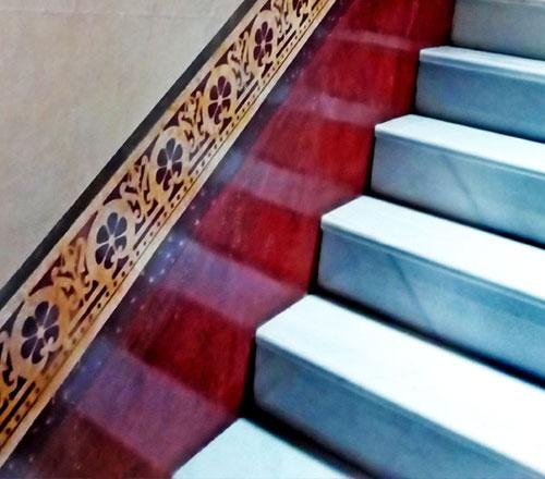 Rehabilitación de Escalera y Vestíbulo en Eixample