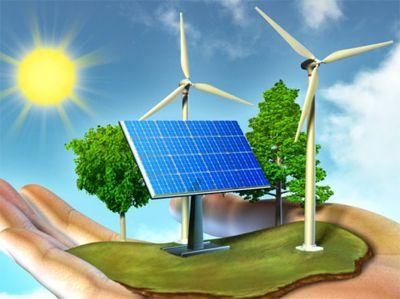 EFICIENCIA ENERGÉTICA Y ENERGIA ELÉCTRICA RENOVABLE