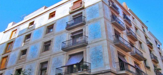 Rehabilitación Fachada Joaquim Costa – Barri del Raval
