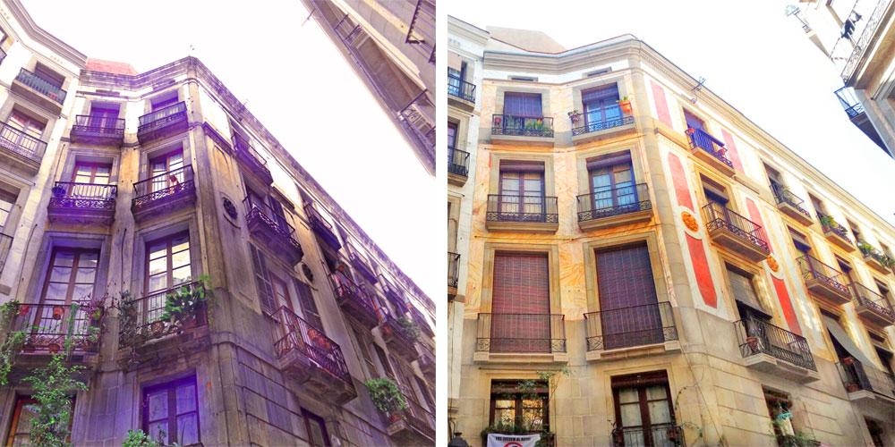 Rehabilitacion fachada barcelona Enhebra Rehabilita