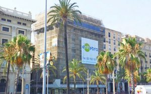 Rehabilitacion Fachadas Barcelona Enhebra Rehabilita