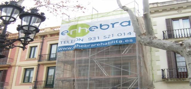 Nueva convocatoria de ayudas a la Rehabilitación en Barcelona.