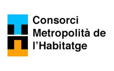 Nous Ajuts del Consorci Metropolità per la Rehabilitació d'Habitatges 2019